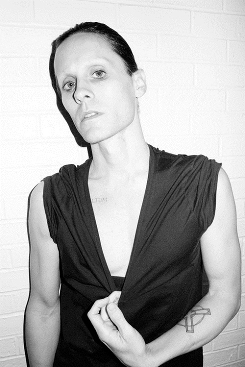 Jared Leto weight loss photo for Dallas Buyer's Club