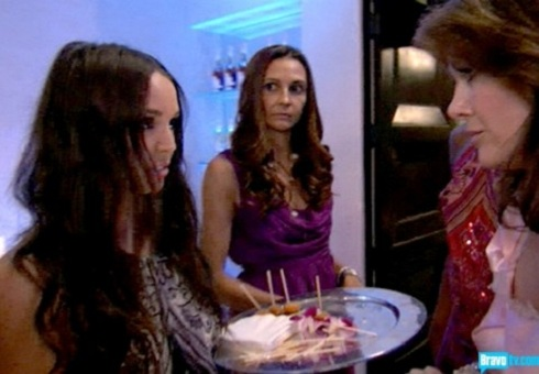 Scheana Marie on 'Real Housewives of Beverly Hills'