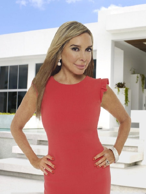 Marysol Patton cast photo for Bravo's Real Housewives of Miami Season 2