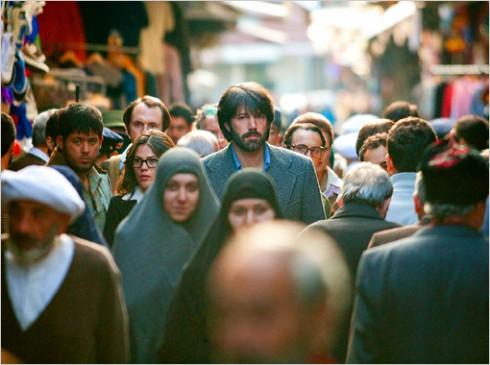 Argo Ben Affleck Tehran Iran Hostage Crisis Canadian Caper Hollywood Option