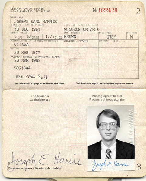 John Lijek Argo Canadian passport fake Iran Hostage Crisis