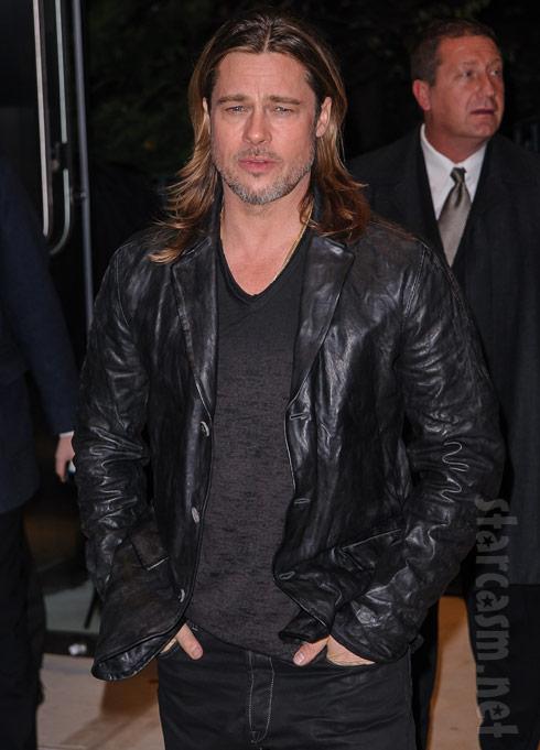 Brad Pitt Killing Them Softly
