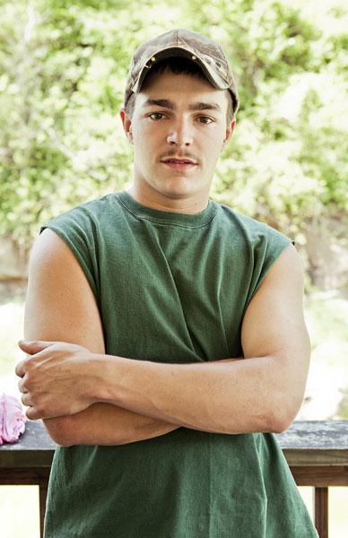 MTV Buckwild Shain Gandee cast photo