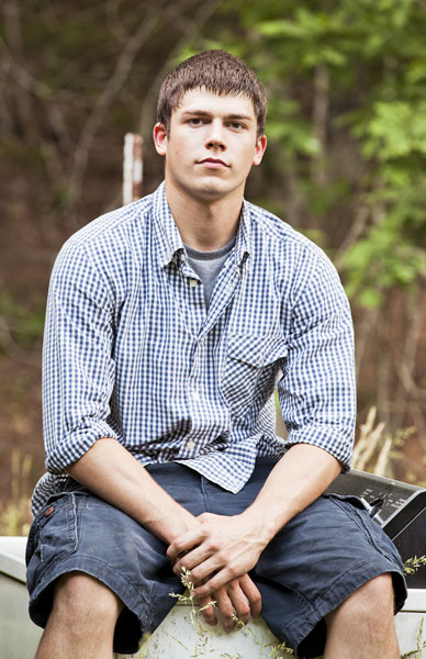 MTV Buckwild's Tyler Boulet cast picture