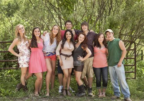 MTV Buckwild cast photo