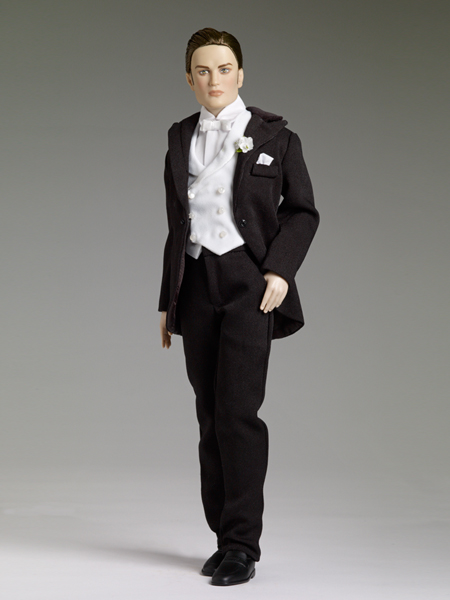 Tonner Twilight doll Edward Cullen groom doll