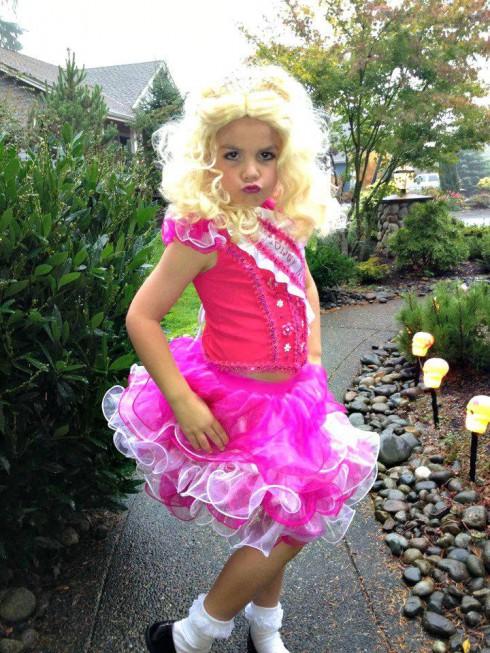 Here Comes Honey Boo Boo Halloween costume contest Bobbie's pick