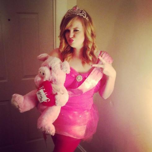 Here Comes Honey Boo Boo Halloween costume contest Chickadee's pick