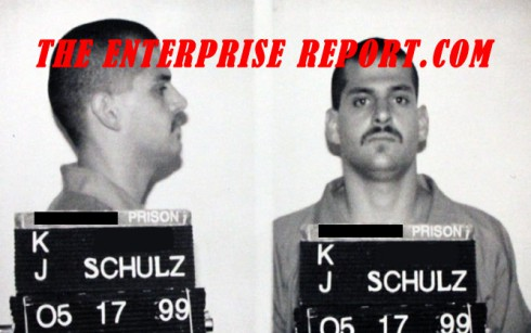 Storage Wars Jarrod Schulz mugshot photos from 1999