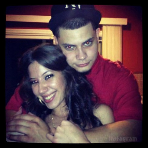 Teen Mom 2 Jonathan Rivera and girlfriend Vee Vetzabe Torres