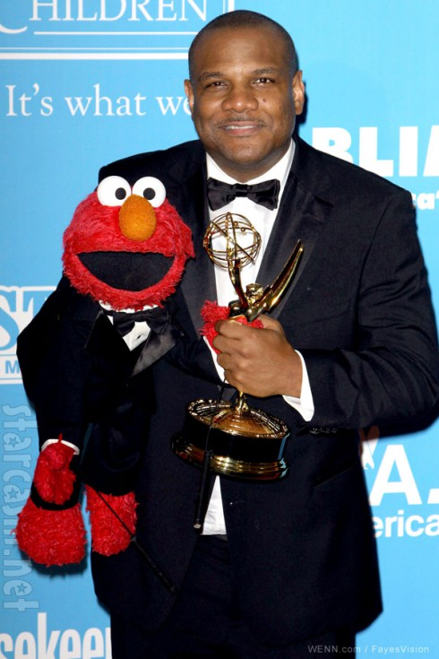 Kevin Clash Elmo puppeteer