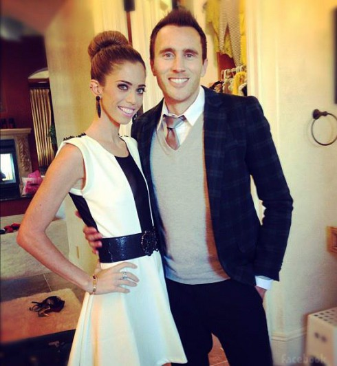 Lydia Stirling McLaughlin and husband Doug of 'Real Housewives of Orange County' season 8