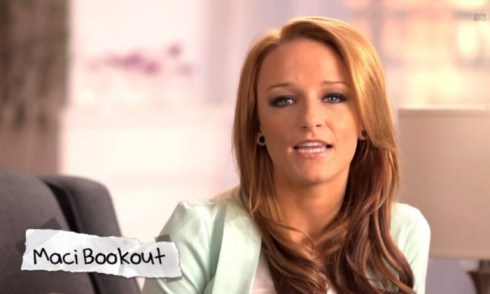 Maci Bookout Teen Mom 2 after show host