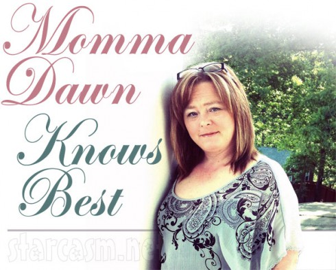 Teen Mom 2 Leah's mom Dawn Spears spin-off reality show Momma Dawn Knows Best