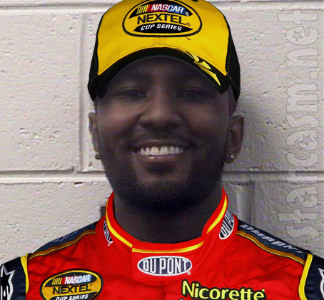 Nick Gordon was more like Jeff Gordon being arrested for going 82 in a 35 mph zone