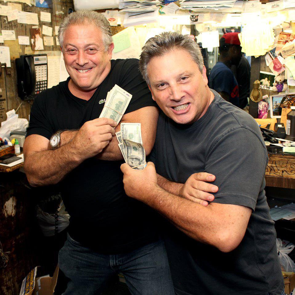 Hardcore Pawn: Chicago Randy and Wayne Cohen