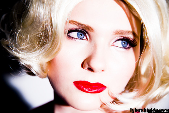 Abigail Breslin photographed by Tyler Shields