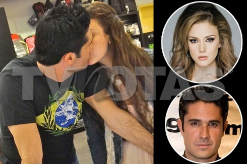 Rodolfo Jimenez and Ana Belena dating while he was with Karent Sierra of Real Housewives of Miami