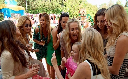 Taylor Armstrong on 'Real Housewives of Beverly Hills' season 3 episode 2