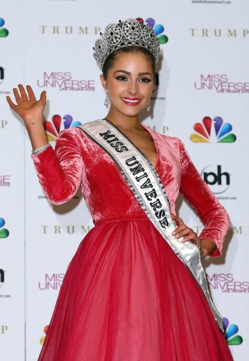 Miss USA Olivia Culpo wins 2012 Miss Universe pageant