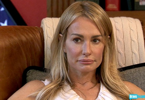 Taylor Armstrong on 'Real Housewives of Beverly Hills'