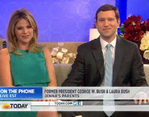 Jenna Bush announces pregnancy with husband Henry Hager on the 'TODAY Show'