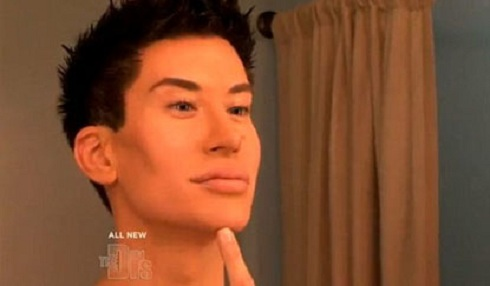 Justin Jedlica the real life Ken doll