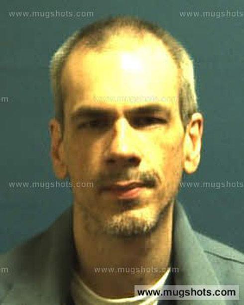 Vermont murderer and rapist Dana Martin mug shot photo