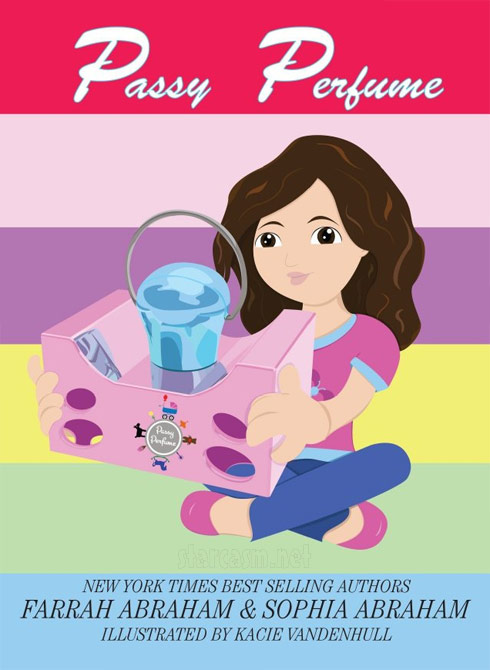 Click to order Farrah Abraham's children's book Passy Perfume