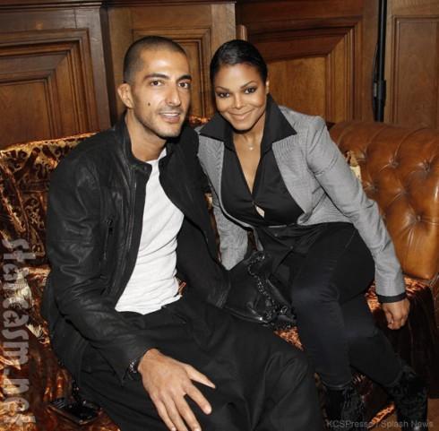 Janet Jackson and fiance Wissam Al Mana are engaged