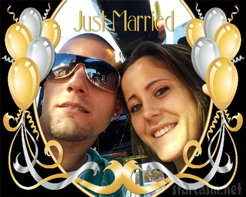 Teen Mom Jenelle Evans married Courtland Rogers December 4 2012