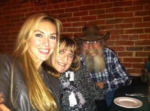 Duck Dynasty Si Robertson wife Christine Robertson Jessica Jep