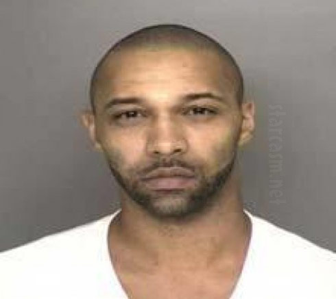Joe Budden Love and Hip Hop mugshot