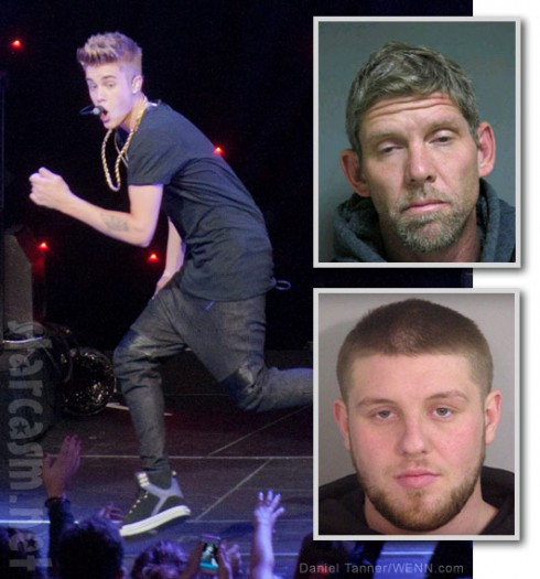 Mark Staake and Tanner Ruane arrested in murder-for-hire plot against Justin Bieber