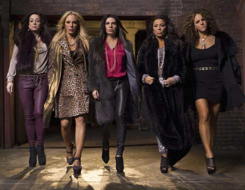 Mob Wives Chicago official cast photo