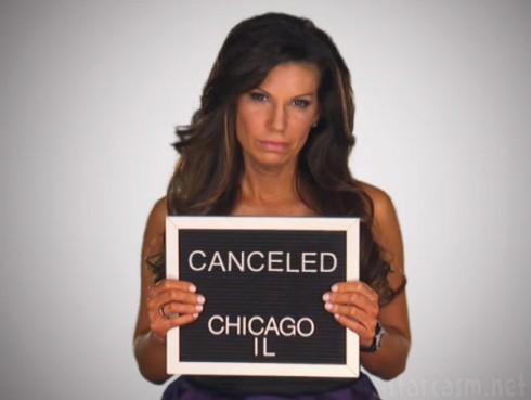 Mob Wives Chicago canceled Pia Rizza mug shot photo