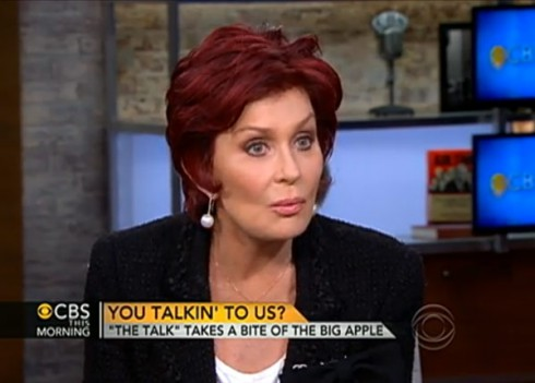 Sharon Osbourne talks about Buckwild and Teen Mom