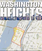 MTV Washington Heights map location