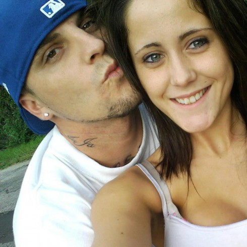 Courtland Rogers and his 'Teen Mom 2' wife Jenelle Evans