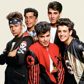 New Kids On The Block are coming back, going on tour with 98 Degrees and Boyz II Men