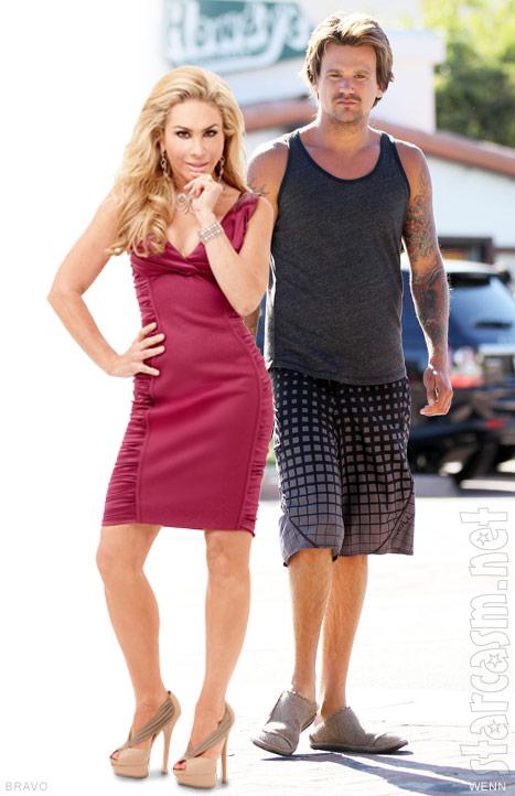 REPORT Adrienne Maloof dating Sean Stewart son of Rod Stewart