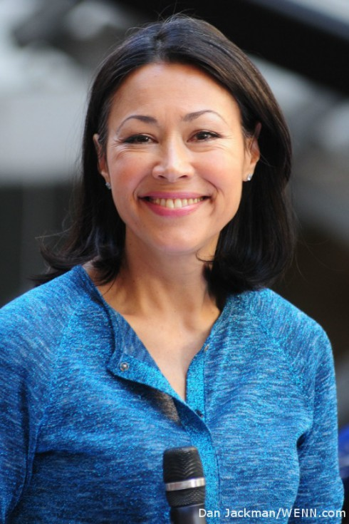 Ann Curry as Today Co-host