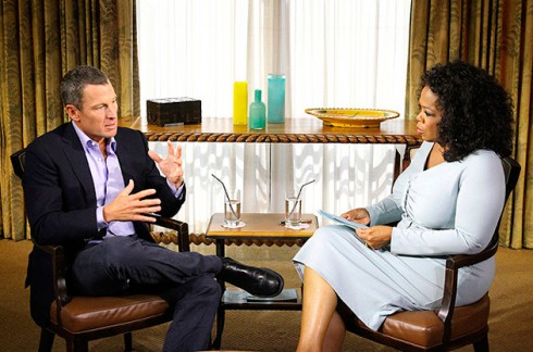 Lance Armstrong Interview with Oprah