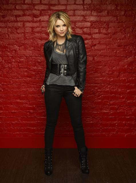 Ashley Benson as Hanna Marin from Pretty Little Liars Season 3b