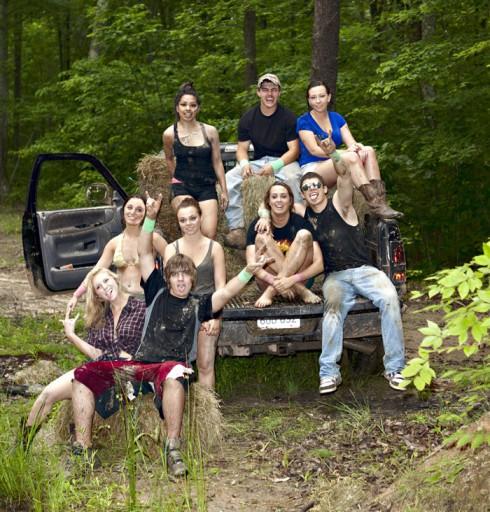 MTV Buckwild cast photo Season 1
