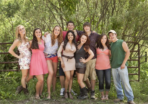 MTV Buckwild cast photo Season 1