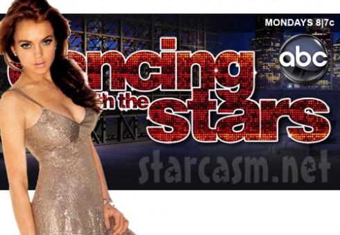 Lindsay Lohan turns down Dancing With the Stars