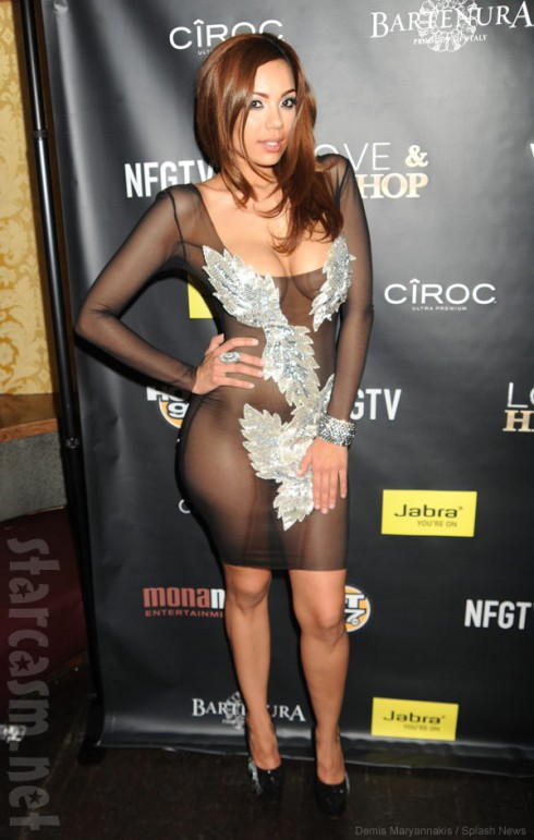 Erica Mena Love and Hip Hop Season 3 Premiere
