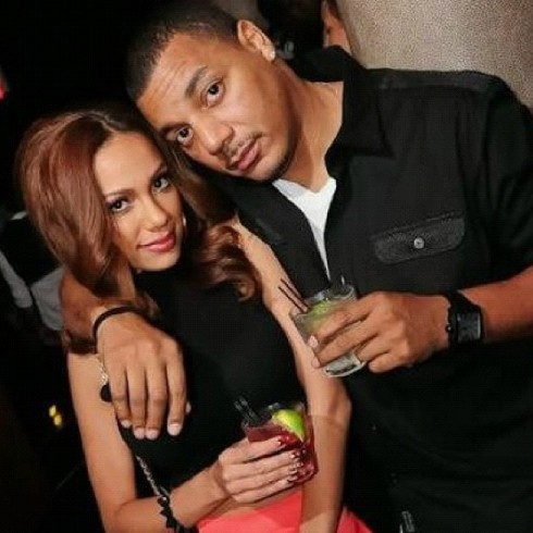Erica Mena and Rich Dollaz engaged