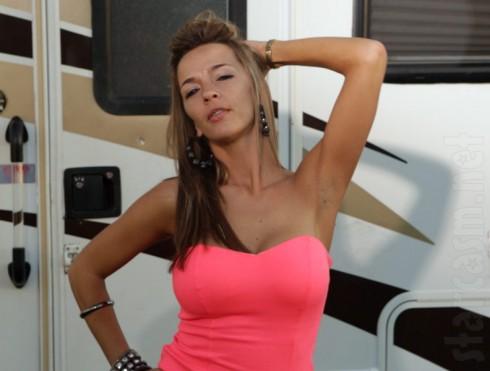 Kayla from Gypsy Sisters on TLC
